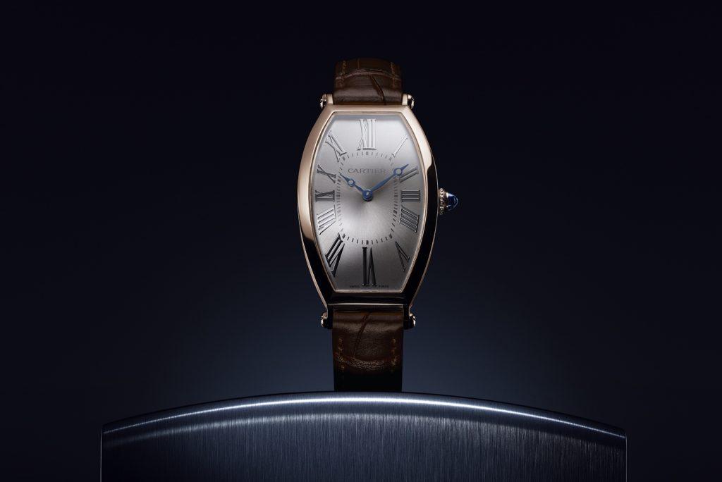Cartier Privé Tonneau Or Rose
