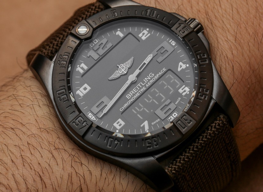 Copie Breitling Aerospace Evo Night Mission