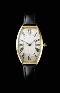 Replique Cartier Privé Tonneau Historique 1908